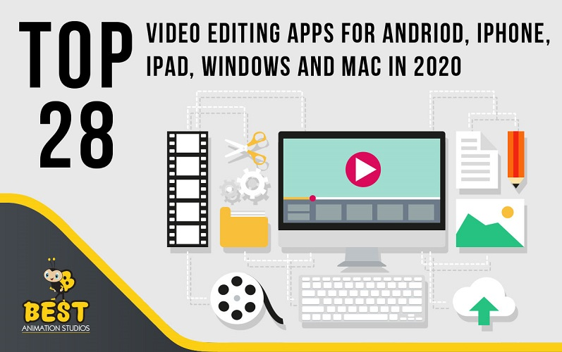 Top 28 Editing Apps
